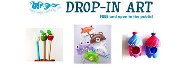 Free Drop-In Art Class for Kids @ Roseglen United Methodist Church